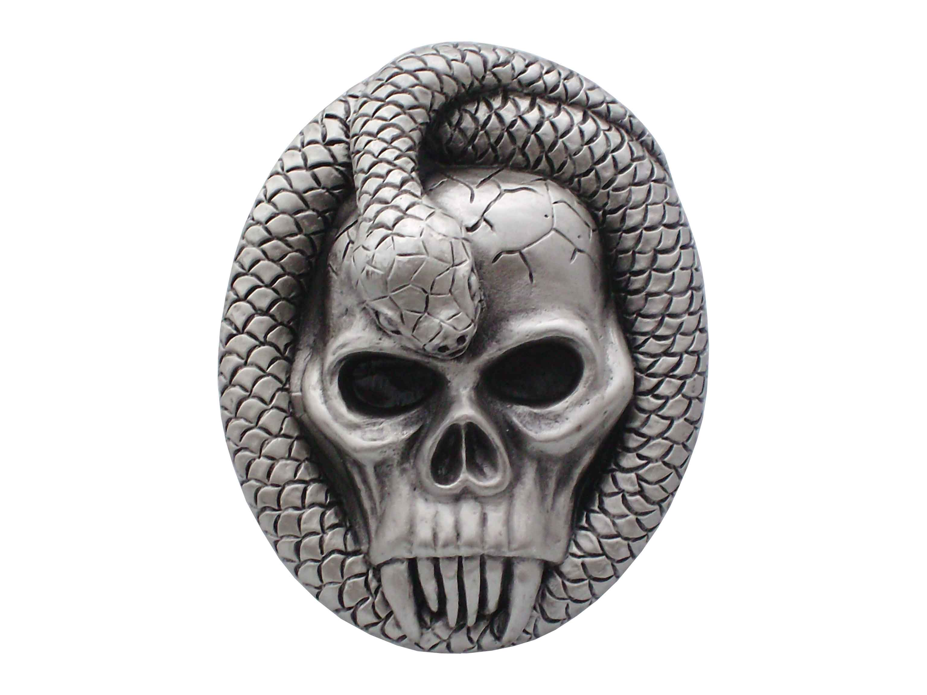 Back To Belt BucklesBiker Skulls