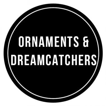 Ornaments & Dreamcatchers