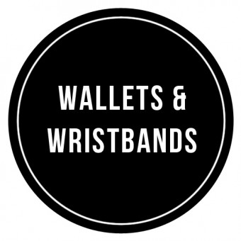 Wallets & Wristbands