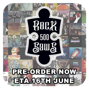 ROCK SAWS UK PRE-ORDER - ETA 16th JUNE - EXHAUSTED