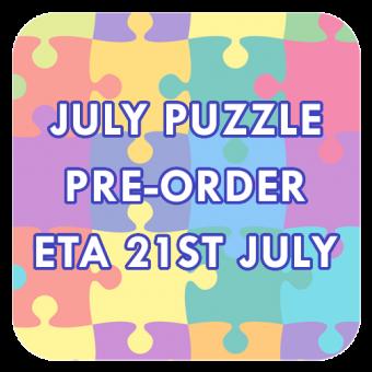 PUZZLE PRE-ORDER JULY DROP - ETA 21st JULY - OPEN