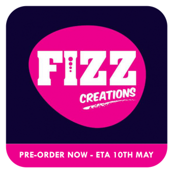 FIZZ CREATIONS PRE-ORDER LAUNCH - ETA 10th MAY