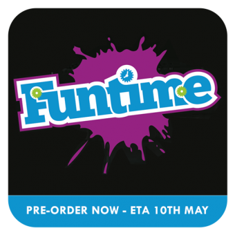 FUNTIME 2021 NEW PRODUCTS PRE-ORDER - ETA 10th MAY