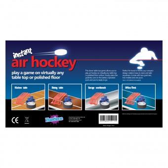 Air hockey packaging